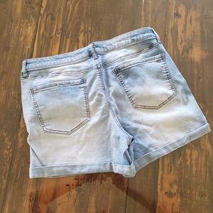 refuge Shorts - Refuge distressed shorts